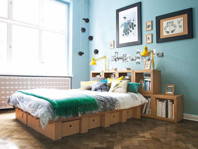 diy schmuck etag re selbst machen. Black Bedroom Furniture Sets. Home Design Ideas
