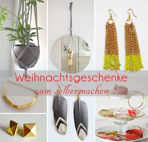 diy wie du dem einkaufsstress an weihnachten umgehst 7 originelle geschenke zum selbermachen. Black Bedroom Furniture Sets. Home Design Ideas