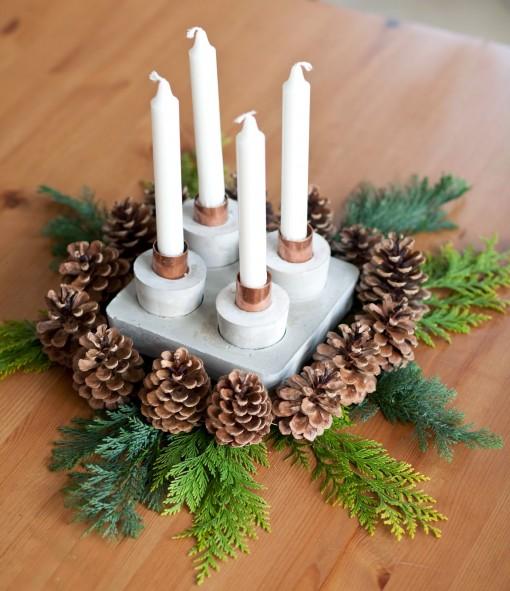 Basteln mit kindern on pinterest basteln knutselen and for Weihnachtsdeko ausgefallen