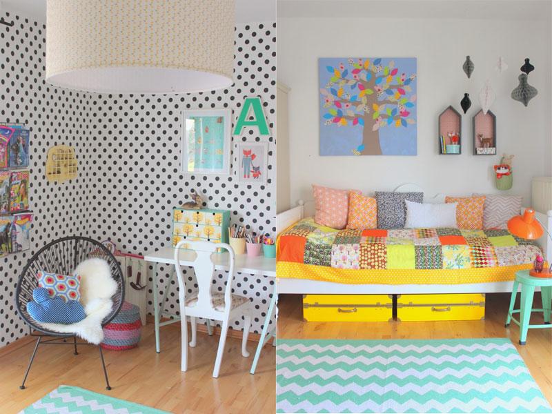 Kinderzimmer einrichten gestalten - Gestalten kinderzimmer ...